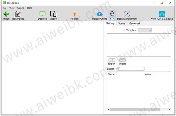 Next FlipBook Maker Pro(HTML5翻页制作软件) v2.7.10破解版