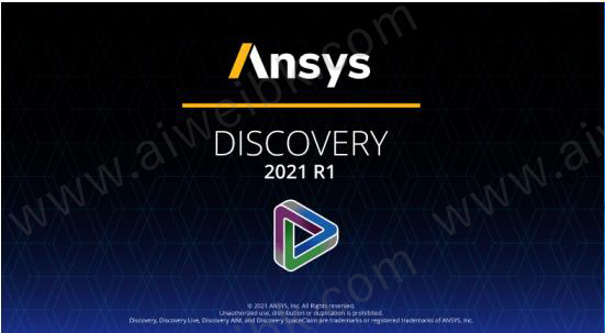 ANSYS Discovery Ultimate 2021 R1.6破解版